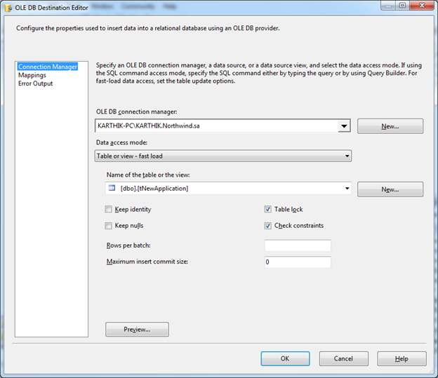 SQL Server Integration Services (SSIS) – Part 1: Basics of SSIS and