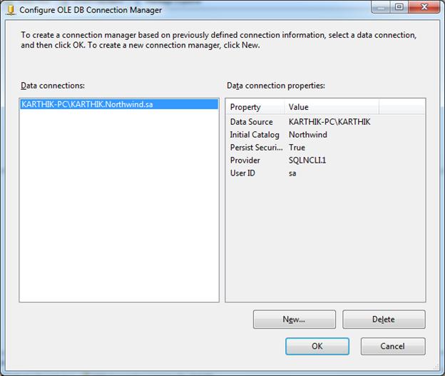 SQL Server Integration Services (SSIS) – Part 1: Basics of