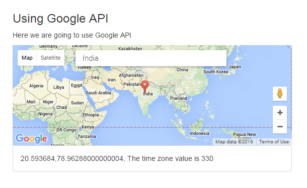 Time zone calculator codeproject time zone calculation using google api gumiabroncs Gallery