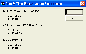 Format Date and Time As Per User's Locale Settings - CodeProject
