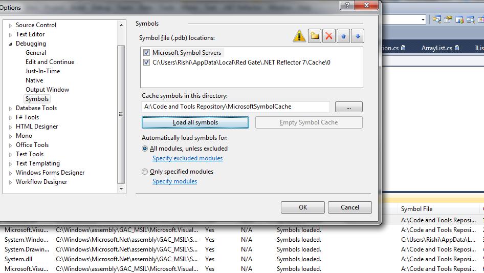 Know Program Database File Pdb Codeproject