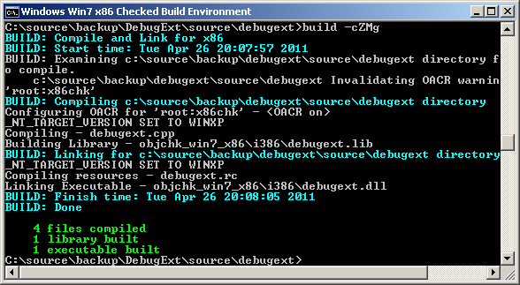 NET Windbg Extension Development in Visual Studio - CodeProject