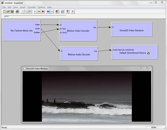 DirectShow Filters Development Part 1: Video Rendering with