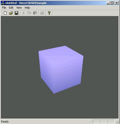 A 3D-Enabled View Base Class for SDI Direct3D Development
