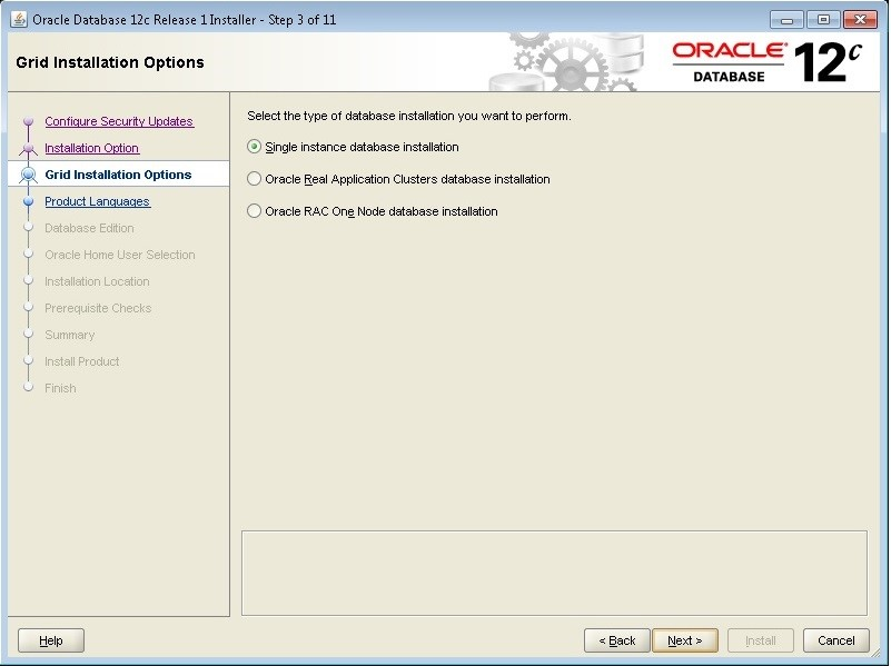 oracle 12c download for windows