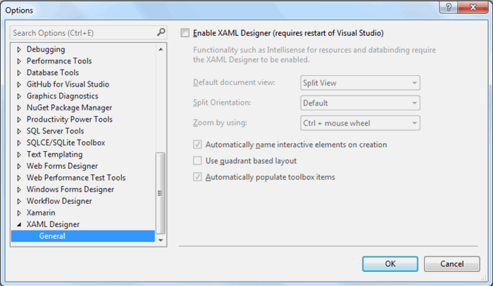 Visual Studio 2015 Features for XAML and C# - CodeProject