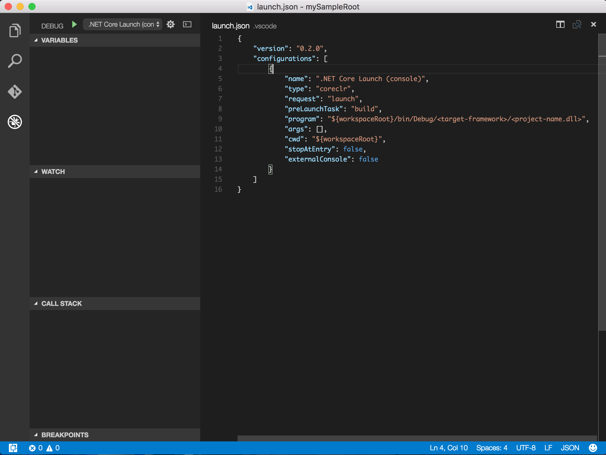 how to add code to open vscode