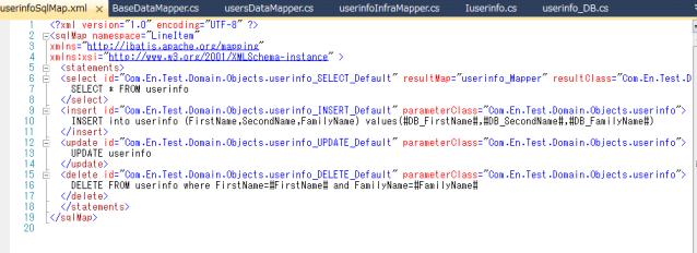 NET Application Framework (Spring net + ibatis net