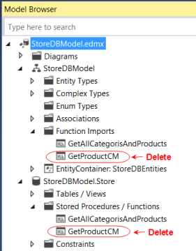 Returning Multiple Result Sets from an Entity Framework