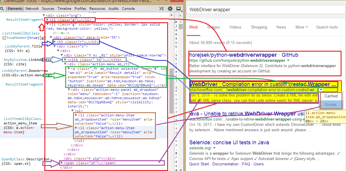 TERESA: a compact WebDriver Enabler - CodeProject