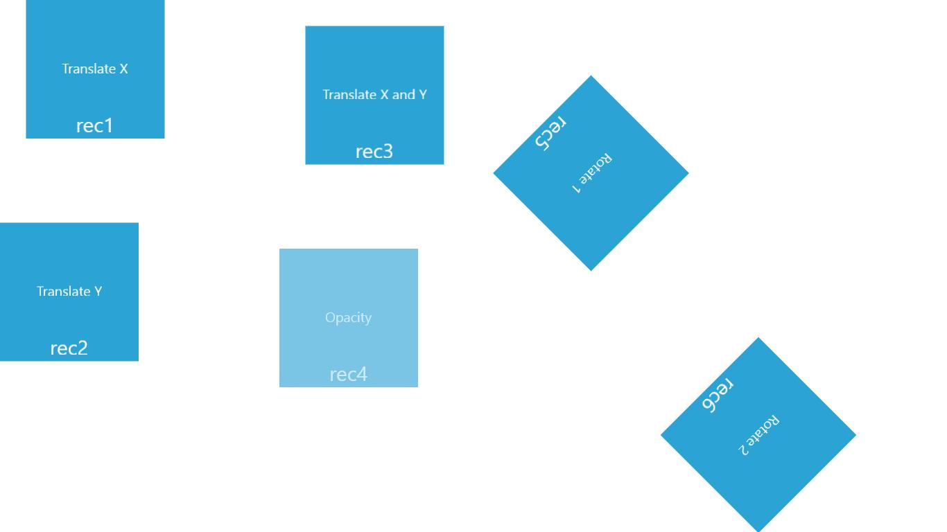 Animation Storyboard using XAML and C# - CodeProject