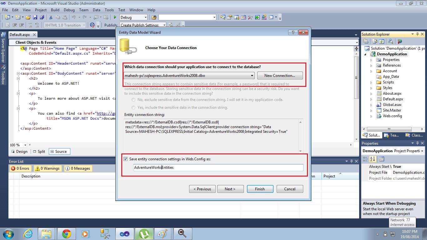 Entity Framework Basics - CodeProject