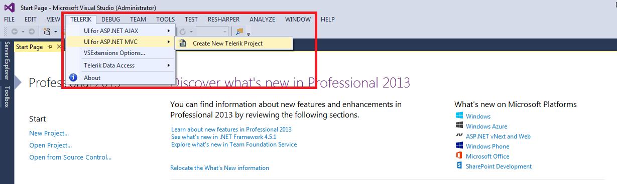 Kendo UI in ASP.NET MVC – Part 1 - CodeProject
