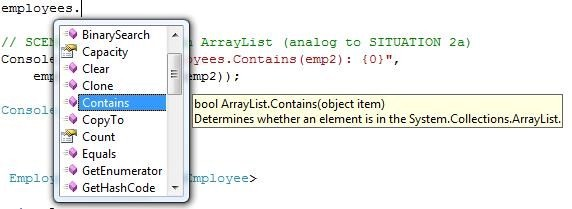 how to use arraylist in different class