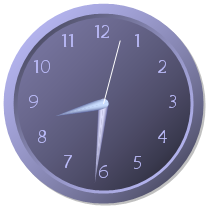 A Vector Graphics Rendered Animated Clock - CodeProject