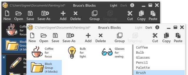 Bruce's Blocks - CodeProject