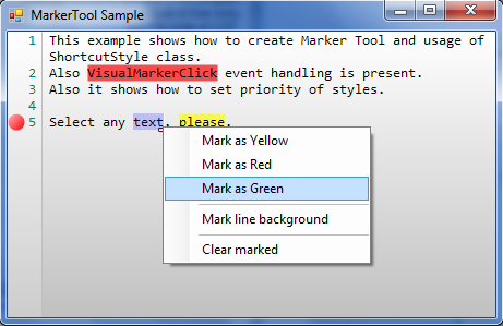 Fast Colored TextBox for Syntax Highlighting - CodeProject