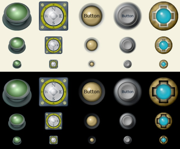 Building Better Buttons in Expression Blend and Silverlight