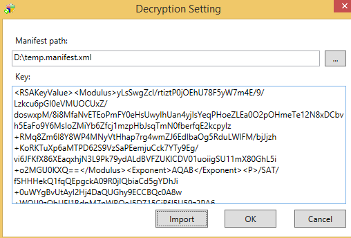 Using RSA and AES for File Encryption - CodeProject