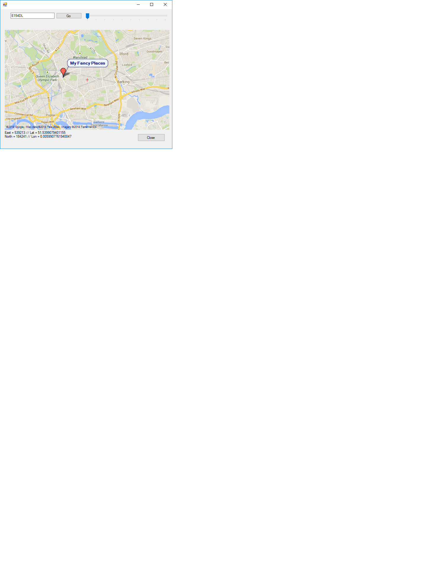 GMaps Control Simplified in VB NET - CodeProject