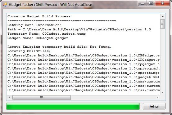 GadgetPacker - Windows Gadget Build Tool - CodeProject