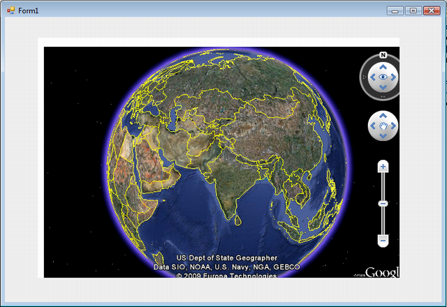 Google Earth in your Windows Form - CodeProject
