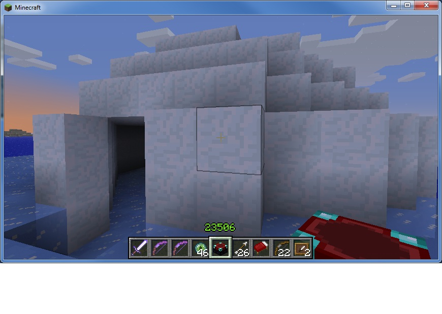 how to build an igloo roof