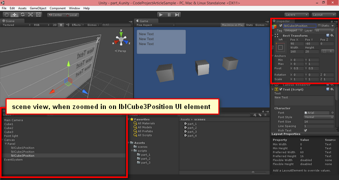 UNITY 3D – Game Programming – Part 4 - CodeProject