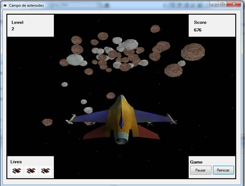 A Basic 3D Asteroid Game in openGL with C# - CodeProject