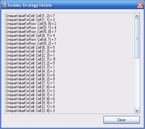 Sudoku Algorithm: Strategies to Avoid Backtracking - CodeProject