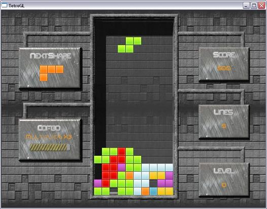 TetroGL: An OpenGL Game Tutorial in C++ for Win32 platforms - Part 3