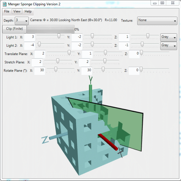 Clipping Plane in WPF 3D, Part 2 - CodeProject