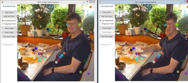 Image Warping using Simplified MLS in C#/WPF - CodeProject