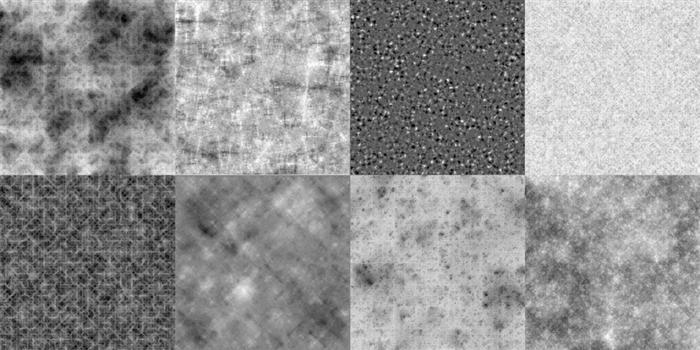 A generic lattice noise algorithm, an evolution of Perlin