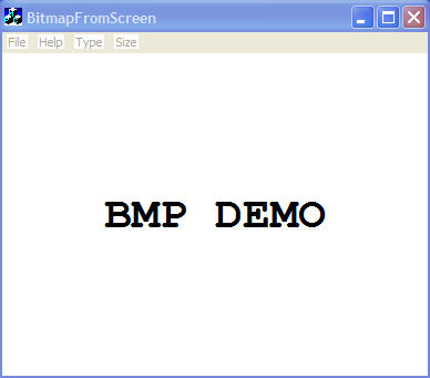 Bitmap From Screen - CodeProject