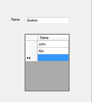 Add Values in Gridview Using ENTER KEY - CodeProject