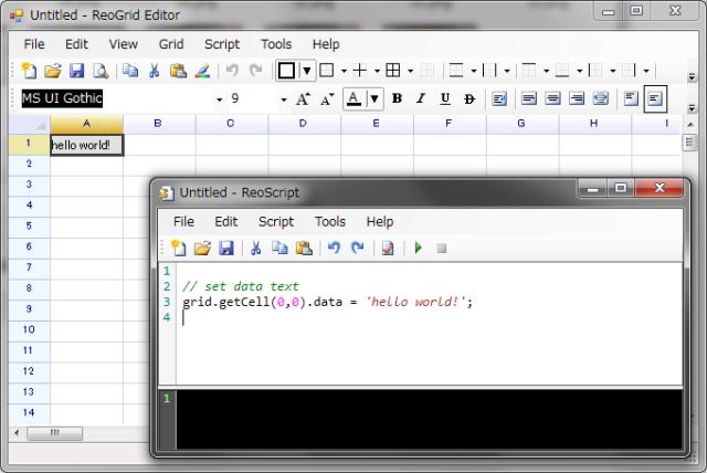 Free  NET Spreadsheet Control - CodeProject