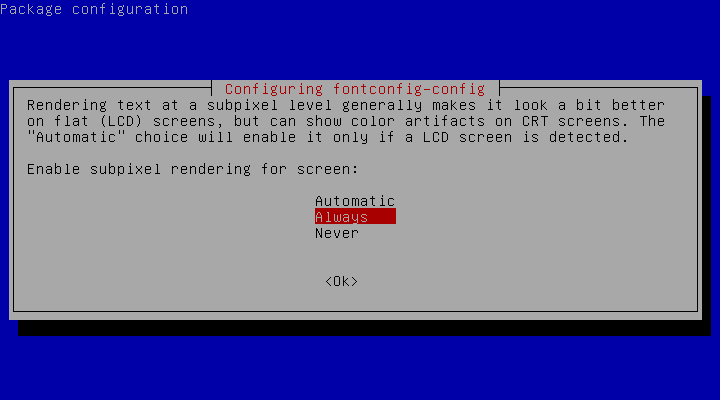 Building useful HomeStation from ugly Debian - CodeProject