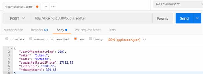 Using JdbcTemplate in a Spring Boot Web Application