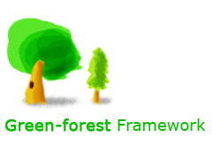Green-forest Logo