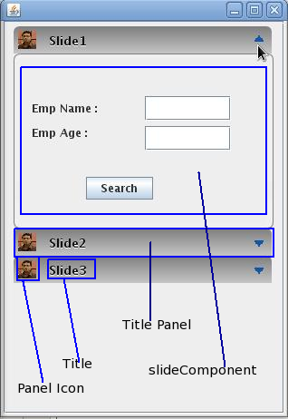 Sliding Panel in Java - CodeProject