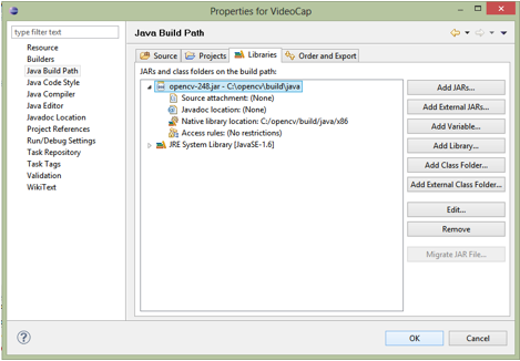 How to Use OpenCV with Java under Eclipse IDE - CodeProject