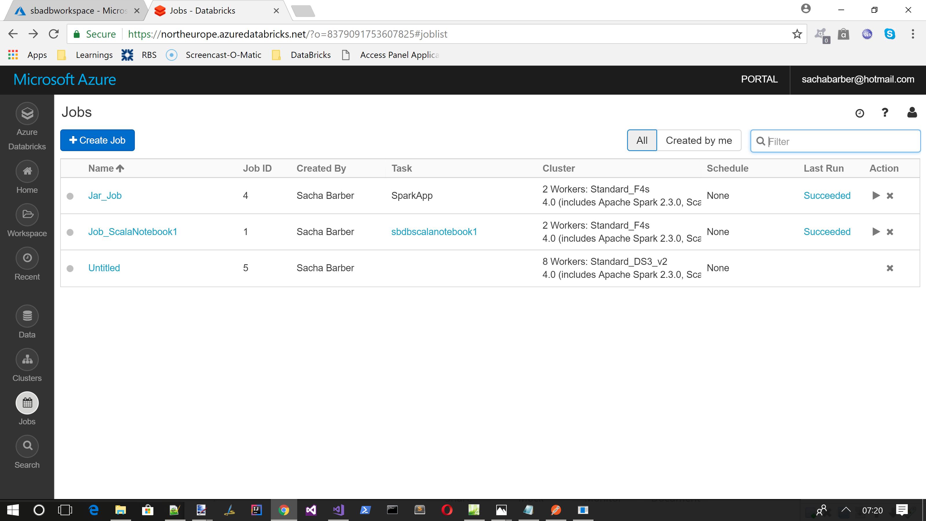 Azure : Examining Databricks Apache Spark platform - CodeProject