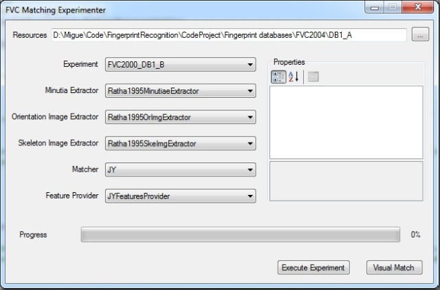 A Framework in C# for Fingerprint Verification - CodeProject