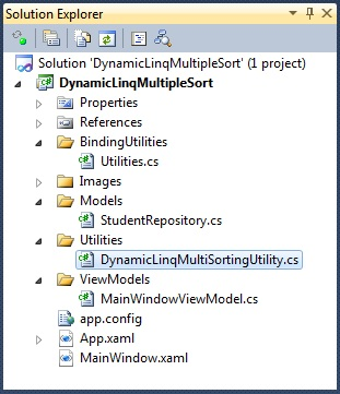 Multiple Field Sorting by Field Names Using Linq - CodeProject