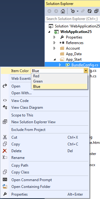 Visual Studio 2013 Vspackage Tutorial