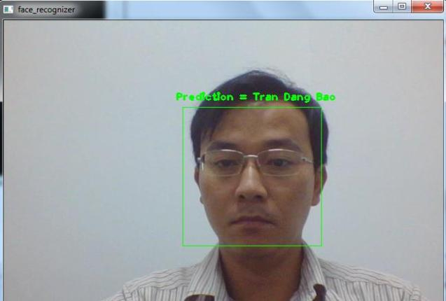 Detect and Recognize Faces using OpenCV for Beginners - Step