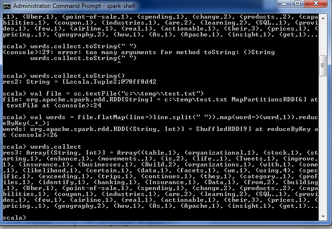 Spark on Windows - CodeProject