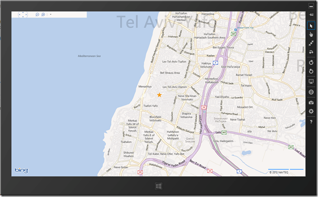 Using Bing Maps for Windows 8 Metro Apps - C# / JavaScript