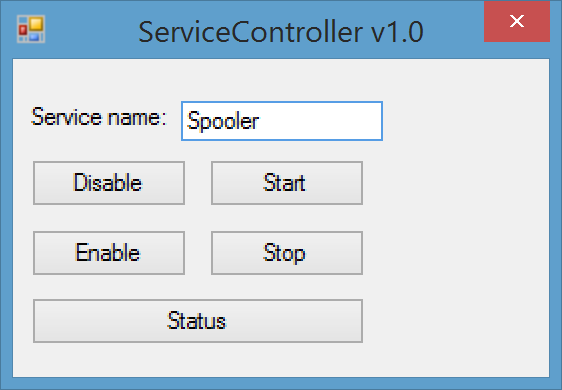 How to Control a Windows Service from Code - CodeProject